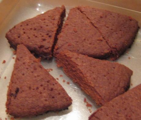 how inept i am ingrédients shortbread bake 9 chocolate shortbread let ...