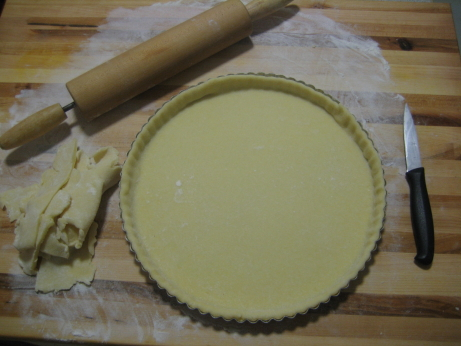 123. Sweet Pastry Dough p.791 – Gourmet Project