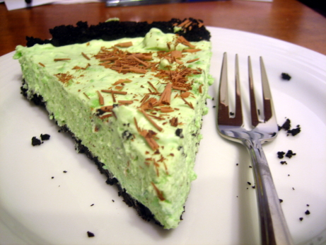 Grasshopper pie nigella - photo#14