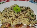 102. Spaghetti with Handfuls of Herbs p.204
