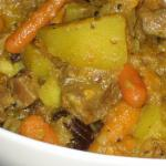 12. Lamb Tagine With Prunes Apricots and Vegetables p. 510