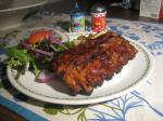 127. Barbecued Chile-Marinated Spareribs p.490