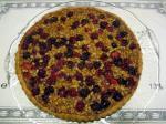 160. Cranberry Walnut Tart p.786