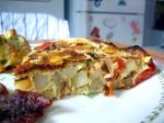 170. Tomato, Garlic, and Potato Frittata p.632