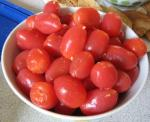 23. Vodka-Spiked Cherry Tomatoes With Pepper and Salt p.26