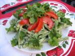 24. Green Bean Salad With Pumpkin Seed Dressing p.143