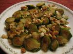 42. Pan-Browned Brussels Sprouts p.526