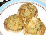 60. Prosciutto- and Parmesan-Stuffed Mushrooms p.27
