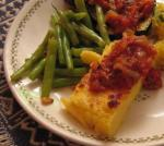 80. Broiled Polenta with Tomato Sauce p.266