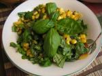 9. Brown-Buttered Corn With Basil p. 534